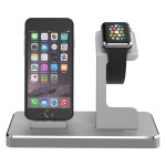 Dock incarcare pentru iPhone / Apple Watch, PROMATE nuDock, Space Grey