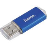 Memorie portabila HAMA Laeta 90982, 8GB, albastru