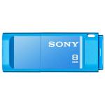 Memorie portabila SONY X-Series USM8GXL, 8GB, USB 3.0, albastru