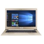 """Ultrabook ASUS Zenbook UX303UB-R4045T, Intel® Core™ i5-6200U pana la 2.8GHz, 13.3"""" Full HD, 8GB, 128GB, nVIDIA GeForce GT 940M 2GB, Windows 10, Gold"""