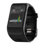 Smartwatch GARMIN Vivoactive HR, Black