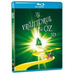 Vrajitorul din Oz - A 75-a aniversare Blu-ray 3D / 2D