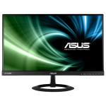 "Monitor LED AH-IPS ASUS VX229H, 21.5"", Full HD, negru"