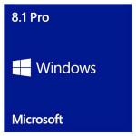Microsoft Windows 8.1 Pro OEM, Engleza, 32/64bit