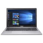 """Laptop ASUS X550VX-XX015T, Intel® Core™ i5-6300HQ pana la 3.2GHz, 15.6"""", 4GB, 1TB, NVIDIA GeForce GTX 950M 2GB, Windows 10, Blue Gray"""