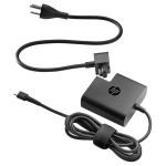 Incarcator laptop USB-C HP X7W50AA, 65W, negru