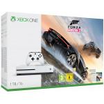 Consola MICROSOFT Xbox One S 1TB, alb + Joc Forza Horizon 3