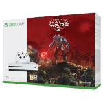 Consola MICROSOFT Xbox One S 1TB, alb + Joc Halor Wars 2