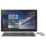 "Sistem All in One LENOVO YOGA Home 500, 21.5"" Full HD Touch, Intel® Core™ i5-5200U 2.7GHz, 8GB, 1TB + 8GB cache, nVIDIA GeForce GT 920A 1GB, Windows 10"