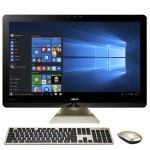 "Sistem All in One ASUS Zen AiO Pro Z240ICGT-GJ090X, 23.8"" UHD Touch, Intel® Core™ i7-6700T pana la 3.6GHz, 32GB, SSD 512GB, nVIDIA® GeForce GTX 960M 4GB, Windows 10"
