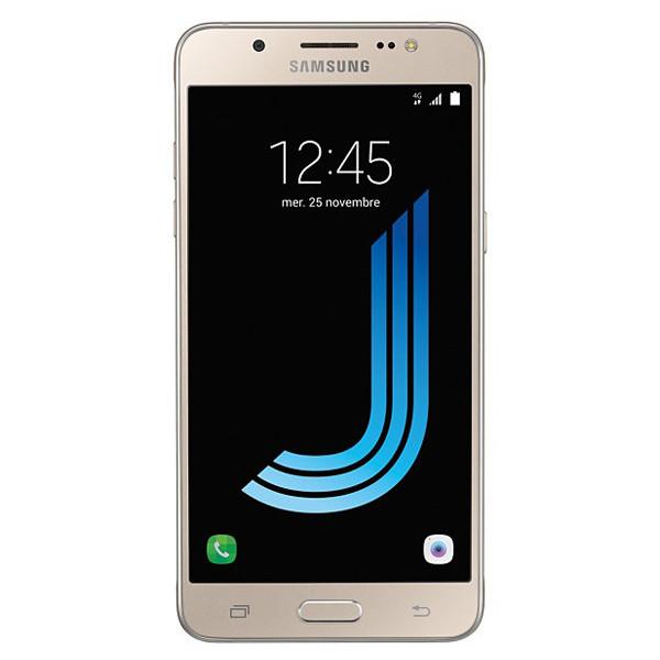 Smartphone SAMSUNG Galaxy J5 (2016) DUAL SIM 16GB Gold