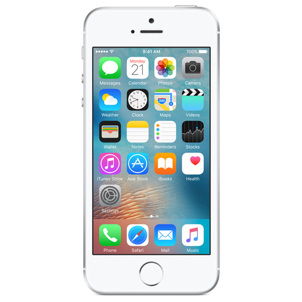Smartphone APPLE IPHONE SE 16GB Silver