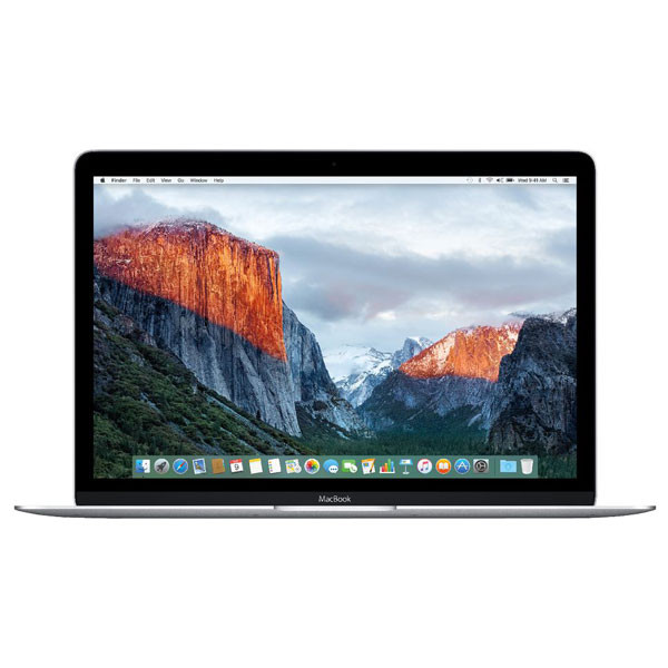 "Laptop APPLE MacBook 12"" Retina Display mlha2ro/a, Intel® Core™ m3 pana la 2.2GHz, 8GB, 256GB, Intel HD Graphics 515, OS X El Capitan, Silver - Tastatura layout RO"