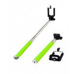 Stick pentru selfie Tellur TL7-5W Bluetooth, Lawn Green