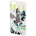 Carcasa de protectie pentru iPhone 6 ELLE Spring Feeling 123795, White