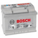 Baterie auto BOSCH 0092S50040, 61AH, 600A