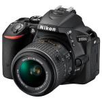 Camera foto DSLR NIKON D5500 + obiectiv 18-55mm VR II
