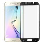 Folie Tempered Glass 3D TELLUR pentru Samsung Galaxy S6 Edge, black