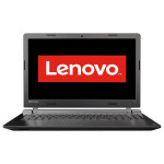 "Laptop LENOVO 100-15IBY, Intel® Pentium N3540 pana la 2.66GHz, 15.6"" HD Glare, 4GB, 500GB, Intel HD Graphics, Free Dos"