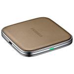 Incarcator Wireless pentru Samsung Galaxy S5, SAMSUNG EP-PG900IFEGWW, Gold