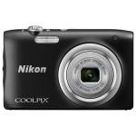Camera foto digitala NIKON Coolpix A100, 20.1Mp, 5x, 2.7 inch,  Black