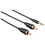 Cablu audio HAMA Flexi-Slim 122302, 1.5m