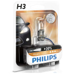 Bec auto proiector PHILIPS H3 Vision+30%, 55W, blister 1 bucata