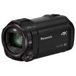 Camera video 4K PANASONIC HC-VX870, 20x, 3 inch, HDMI, Wi-Fi, negru
