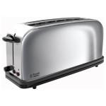 Prajitor de paine RUSSELL HOBBS 21390-56, 1100W, argintiu