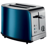 Prajitor de paine RUSSELL HOBBS Jewels 21780-56, 1050W, albastru