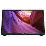 Televizor LED High Definition, 61 cm, PHILIPS 24PHT4000/12