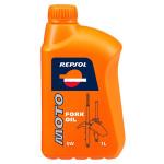 Ulei furca/amortizoare REPSOL Moto Fork Oil, 5W, 1l