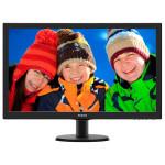 "Monitor LED PHILIPS 273V5LHSB/00, 27"", Full HD, negru"