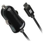 Incarcator auto universal microUSB PROMATE ProCharge-M1, Black