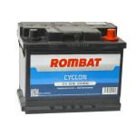 Baterie auto ROMBAT Cyclon 5624720051ROM, 62AH, 510A