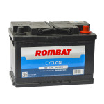 Baterie auto ROMBAT Cyclon 5774730064ROM, 77AH, 640A