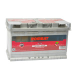 Baterie auto ROMBAT  5921250090ROM, AGM Start-Stop, 92AH, 850 A