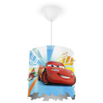 Lampa suspendata LED PHILIPS Disney Cars 717513216