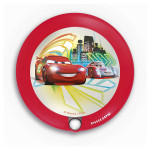 Lampa de veghe LED PHILIPS Disney Cars 717653216