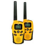 Statie radio PMR portabila PNI PMR R6 set 2 buc fara incarcator