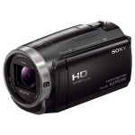Camera video Full HD SONY Handycam HDR-CX625, 30x, 3 inch, HDMI, Wi-Fi, NFC, negru