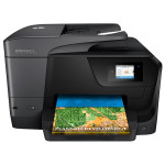 Multifunctional HP OfficeJet Pro 8710 All-in-One, A4, USB, Ethernet, Wi-Fi