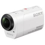 Camera video sport SONY Action Cam HDR-AZ1VR kit telecomanda + kit montare pe bicicleta