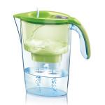 Cana filtranta LAICA Stream Colors, 2.3l, verde
