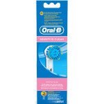 Set 2 rezerve Oral-B Sensitive Clean BRAUN EBS17-2S