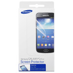 Folie protectie pentru Samsung Galaxy S4 mini, SAMSUNG ET-FI919CTEGWW