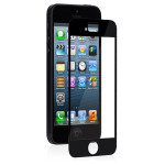 Folie de protectie MOSHI XT pentru iPhone 5, negru
