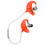 Casti intraauriculare sport DENON AH-W150, portocaliu