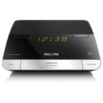 Radio cu ceas PHILIPS AJ4000B/12, FM, USB