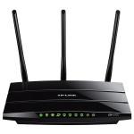 Router Wireless TP-LINK Archer C1200, 300 + 867 Mbps, Gigabit, USB 2.0, negru